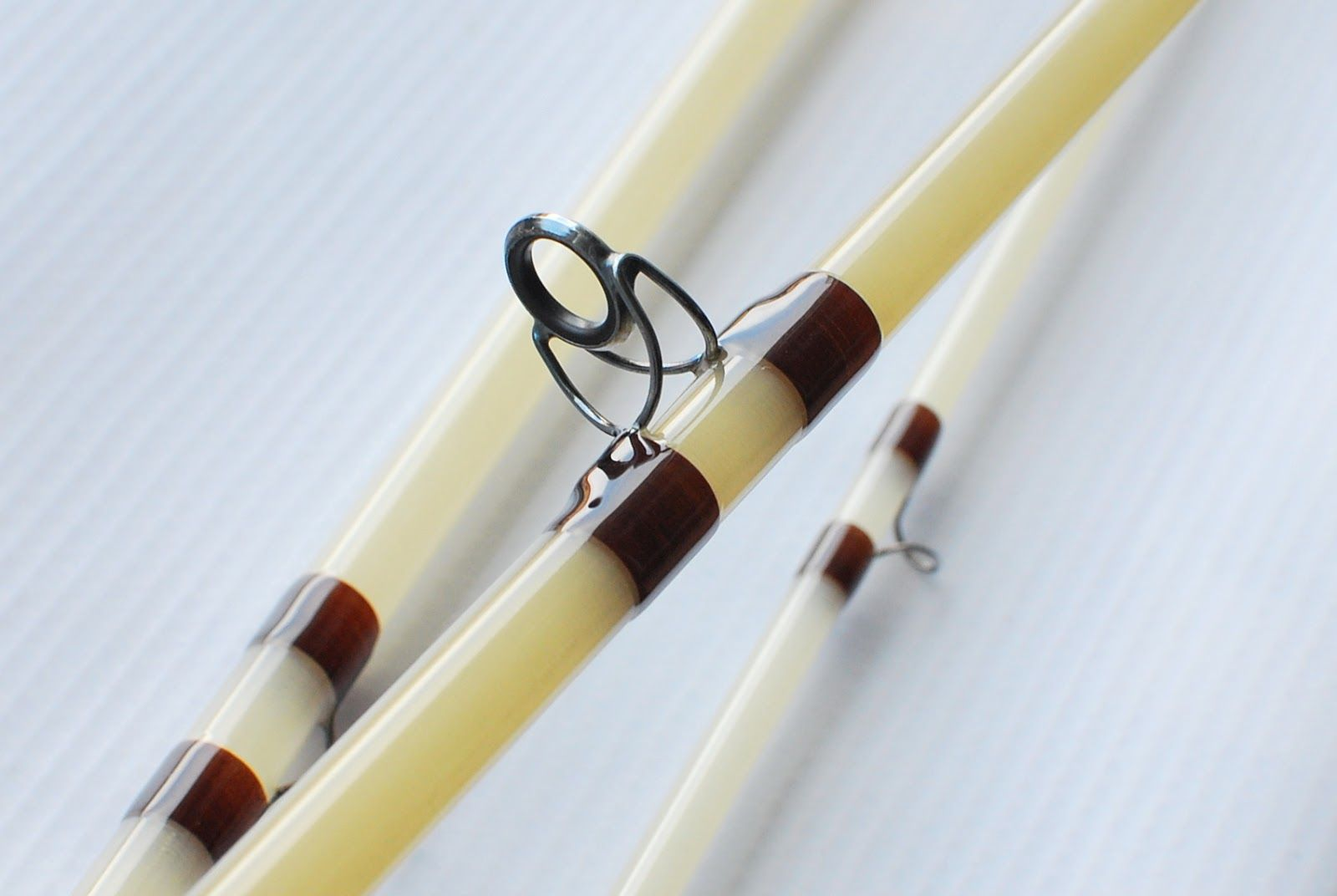 Handcrafted Graphite And Fiberglass Fly Rods T F M Swift