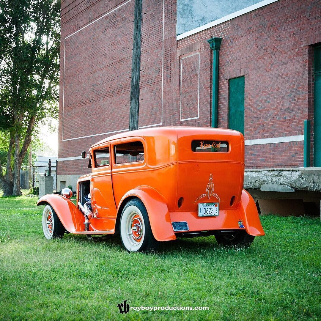 Dan's Model A was one I shot for a mag in 2014 and it finally ran in late 2015. Getting to know Dan & Hope has been a blast more awesome people in my rod & kustom family.