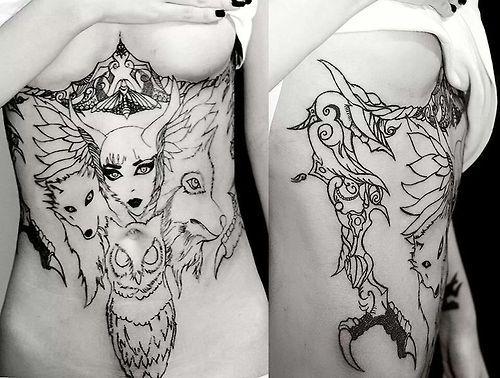 wylona hayashi tattoo