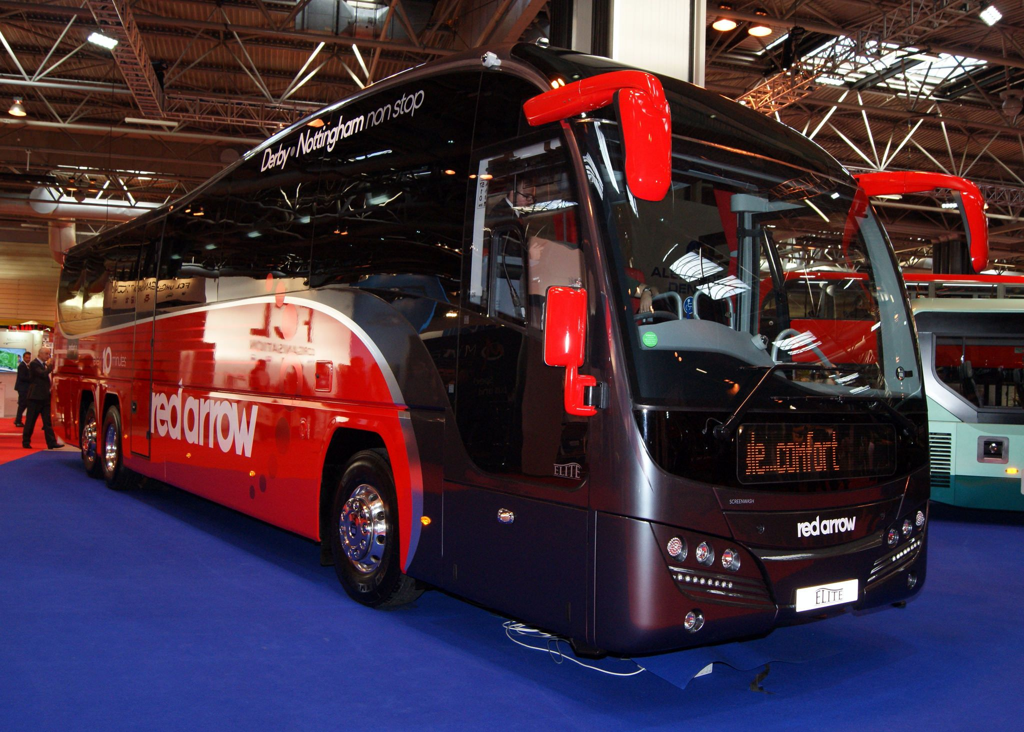 Coach And Bus Live 2015 Bus Living Bus Big Trucks