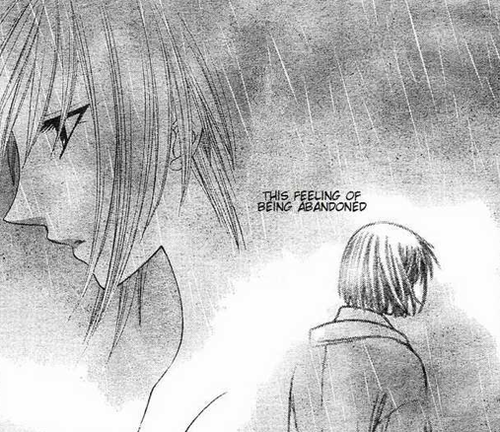 Fruits Basket, Akito (remembering her dad) Fruits basket