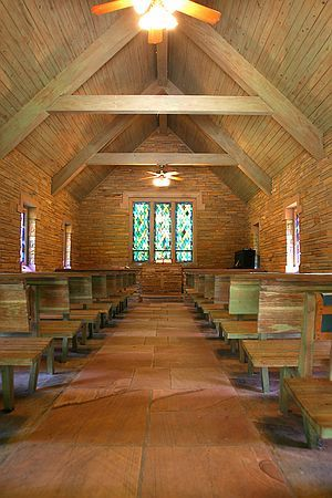 Stone Chapel-Montgomery Bell State Park | Tennessee home ...