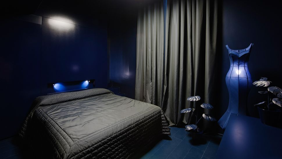 black and dark blue bedroom bedroom ideas pictures