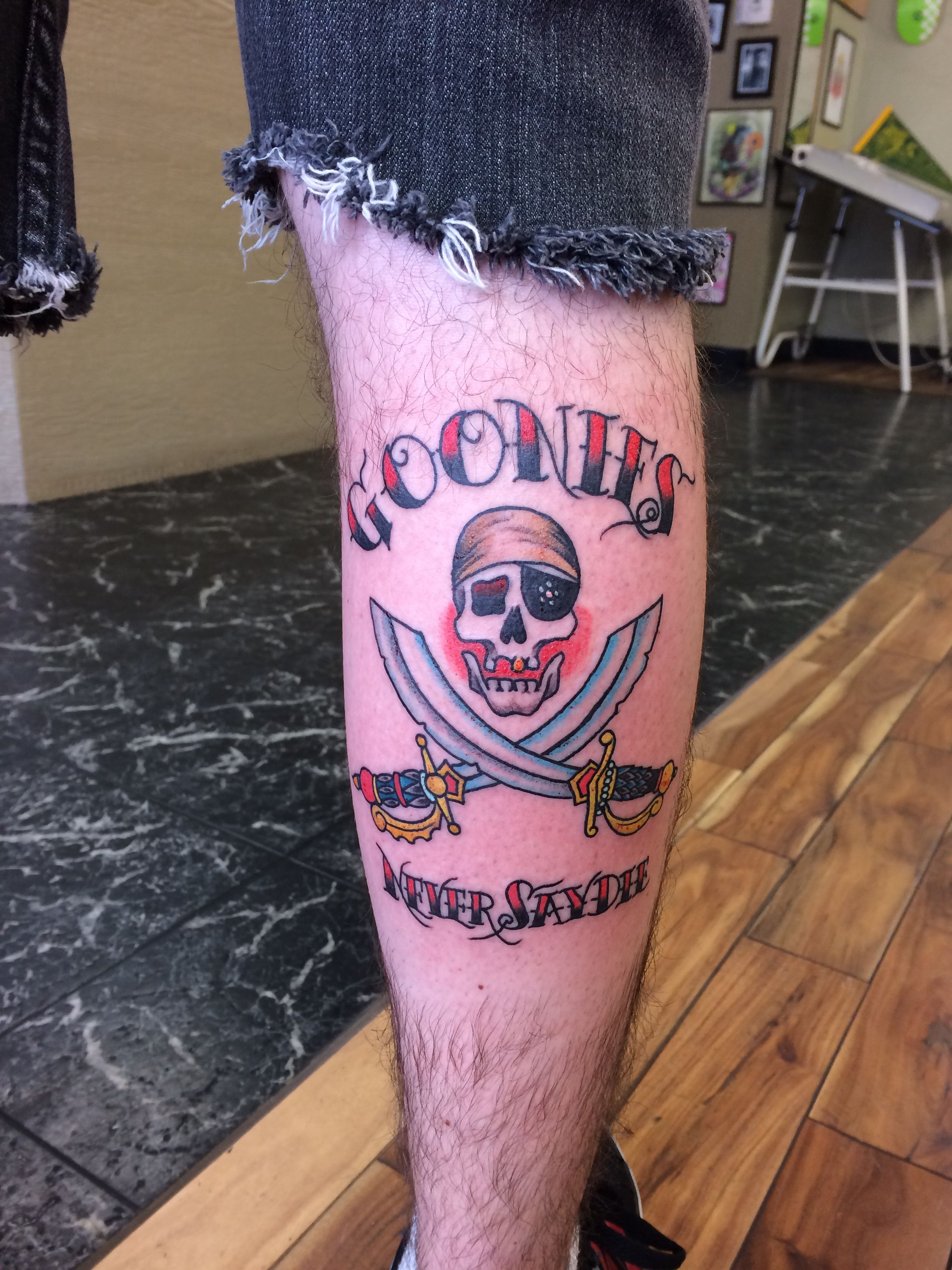 60 Goonies Tattoo Designs For Men – Never Say Die Ink Ideas 60 Goonies Tattoo Designs For Men – Never Say Die Ink Ideas new pics