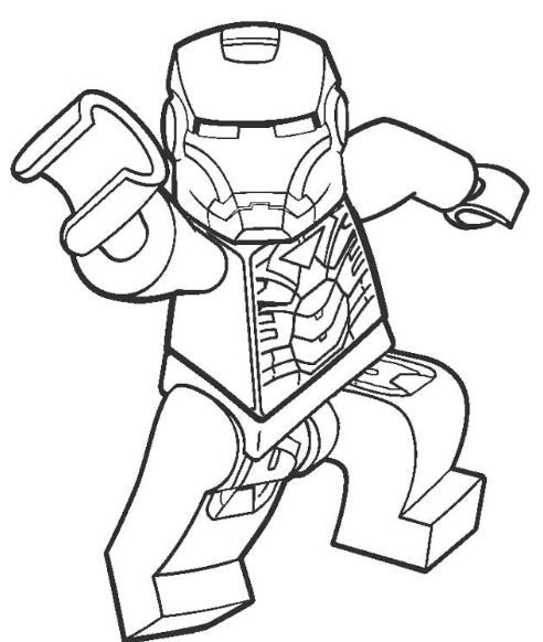 Lego Iron Man Coloring Page Avengers Coloring Pages Lego Coloring Pages Avengers Coloring