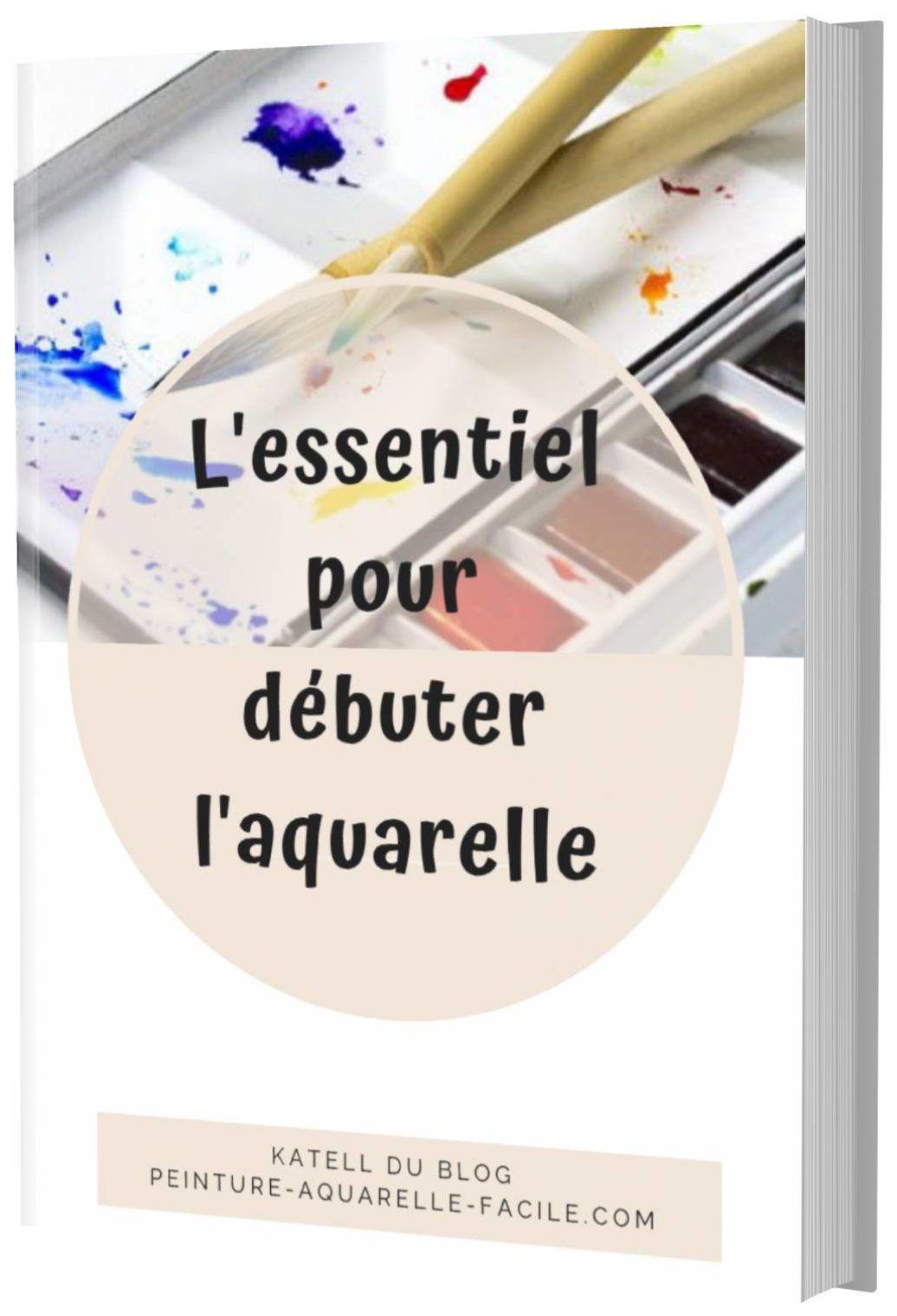Crayons Aquarelles Le Guide D Utilisation Aquarelle Facile