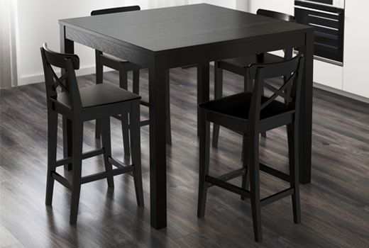 Ikea Kitchen Bar Table Tables That Are Small Come In Many Shapes Sizes And Styles Which Could Easily Remed