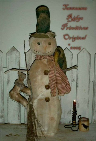 Primitive ornies patterns free the best free craft for Free primitive craft patterns