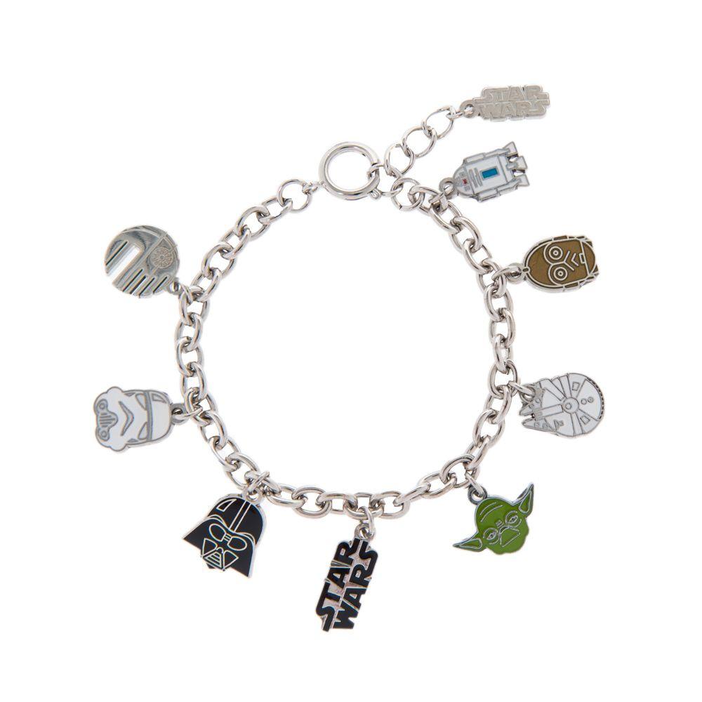 Star Wars Charm Bracelet Claire S