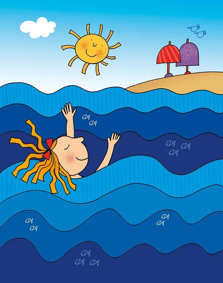 Nicoletta costa alice sea costa painting for kids e art for Disegni nicoletta costa da colorare