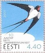 ◇ ESTONIA 2001