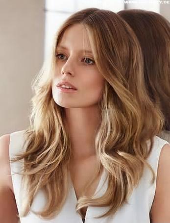 41 Frisur Lange Haare Wellen Frisuren Lange Haare Gewellt Lange Haare Wellen Lange Haare