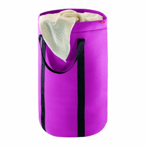 Bodum Nero 19 1 2 Gallon Laundry Bag Pink By Bodum 56 04 Also Makes A Great Oversized Weekend Tote Full Magnetic Closure Across Top Snaps Shut When You Are