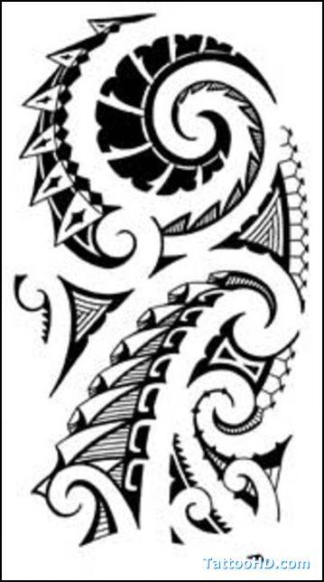 Free Maori Tattoo Maori Tattoos Design 6767 359x644 Pixel Maori