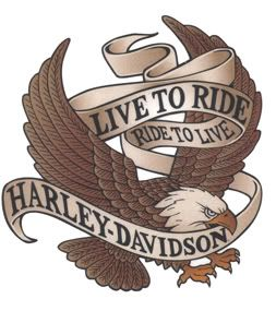 Harley Davidson Live To Ride Ride To Live For Davey Maybe