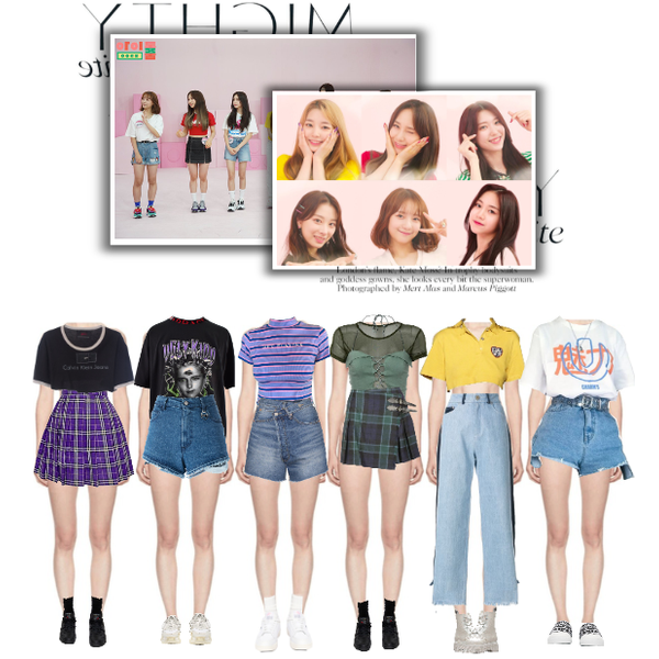 Fashion Set Idol Room We Us Created Via Fashion Design Clothes Fashion Clothes Design