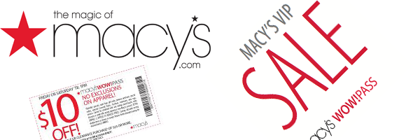 Macys Coupons 2012 - Latest Printable Coupons  Online Deals