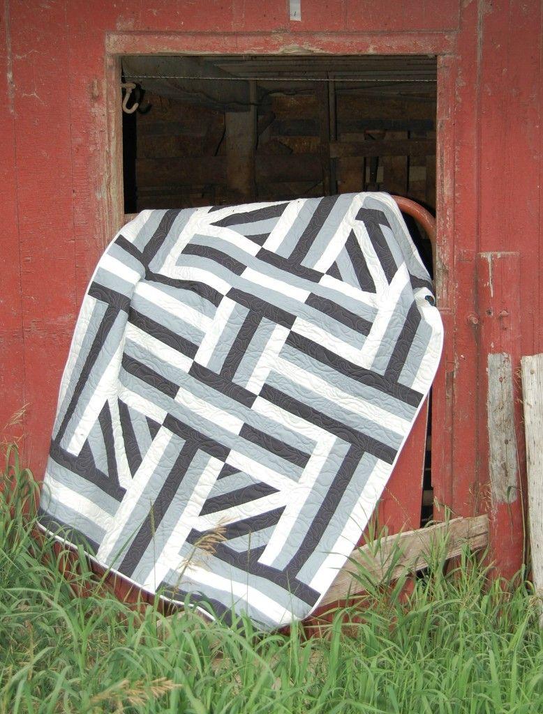 It's all Black & White Quilt « Moda Bake Shop