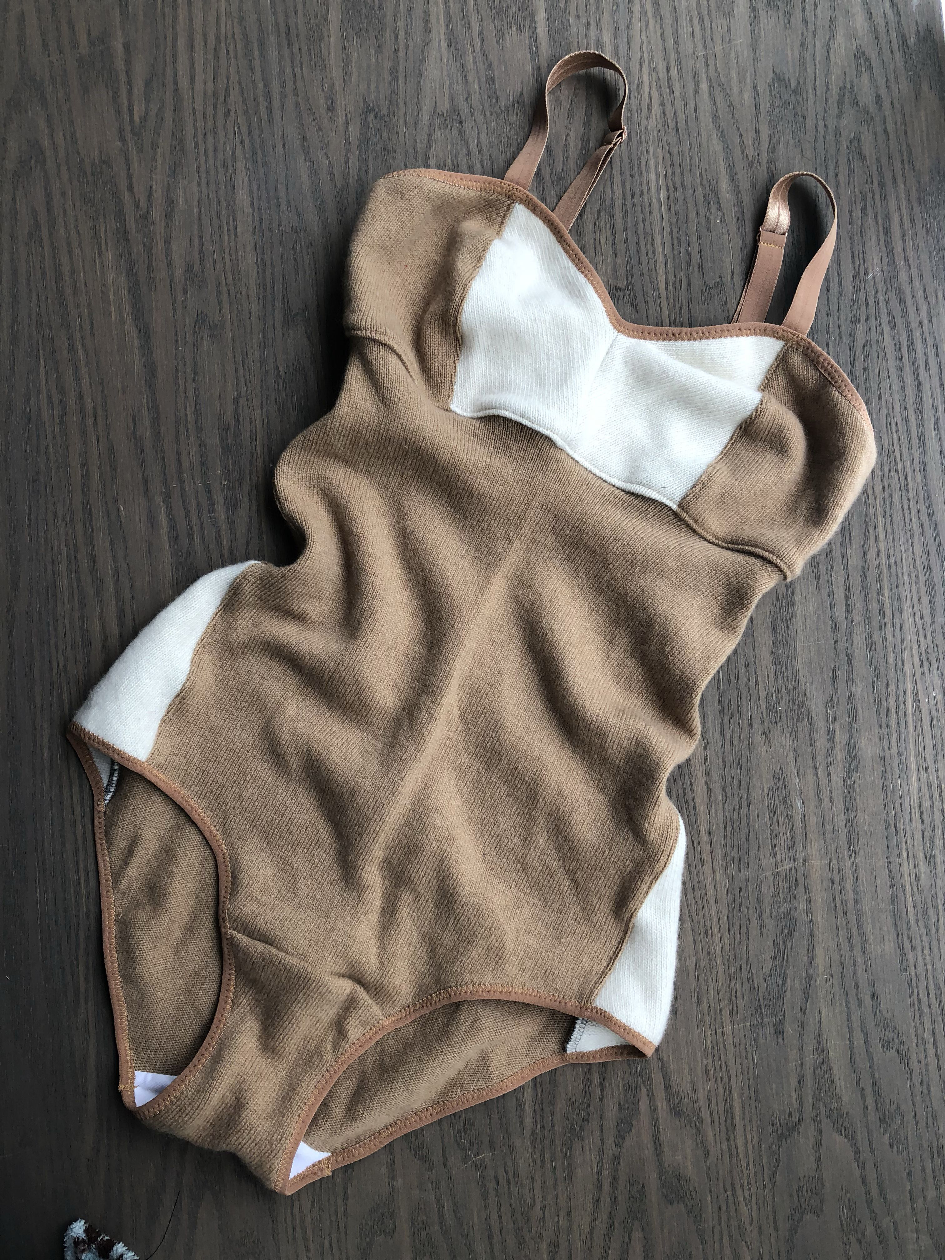 19af15387248 Cashmere bodysuit by Econica. #handmade in Canada #organic #clothing & # lingerie