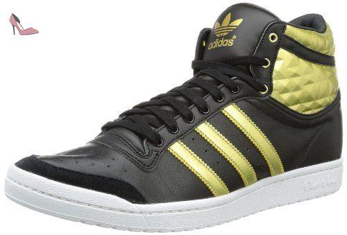 adidas Originals TOP TEN HI SLEE, High-top femme, Noir - Schwarz 41 - Chaussures  adidas originals ( Partner-Link) 4811907c6879