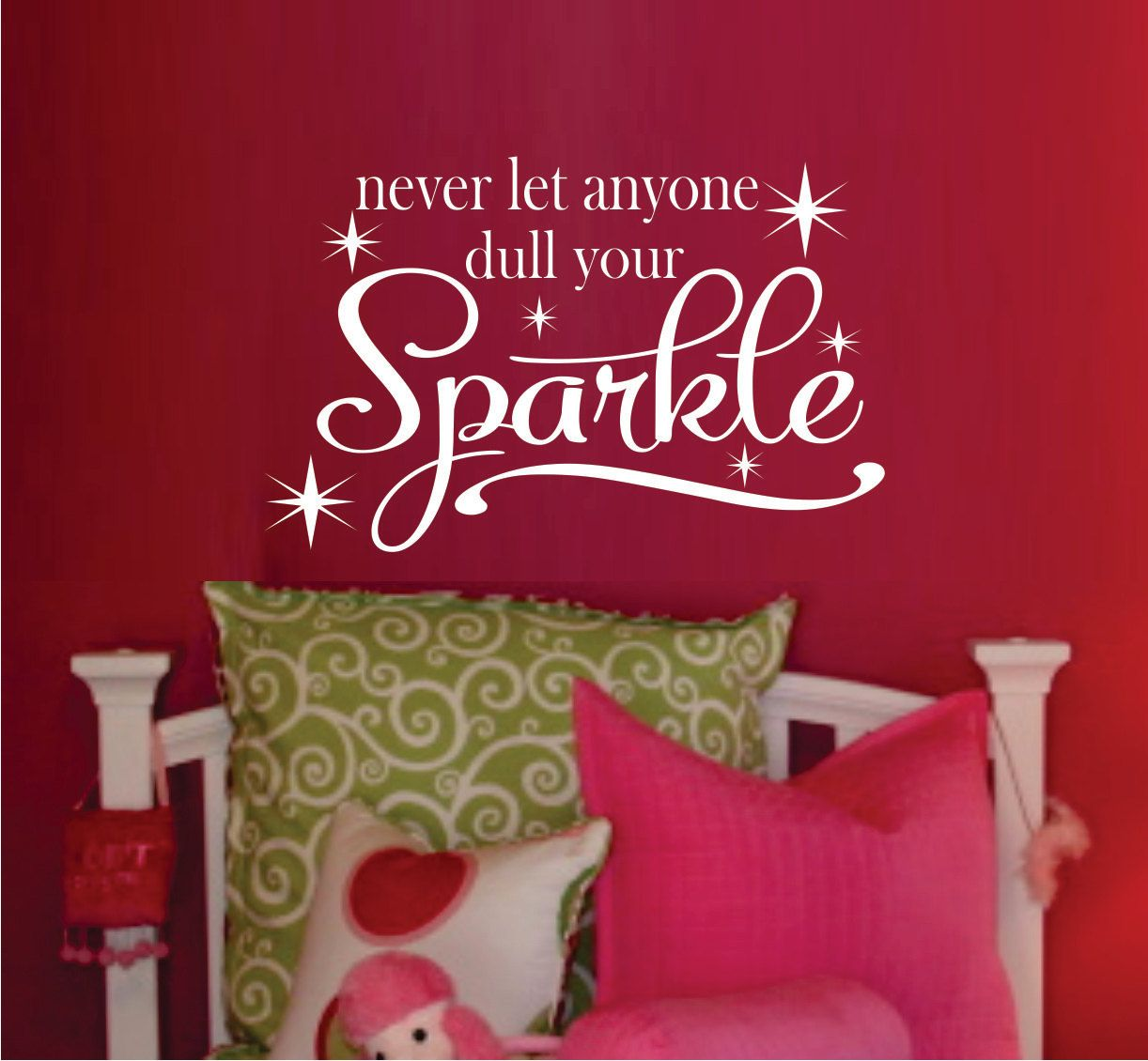 Marvelous Teen Girl Wall Decal   Bedroom Vinyl Wall Decal   Bathroom Vinyl Wall Art  Decal   Vinyl Lettering From Just The Frosting. Saved To Decal. Part 5