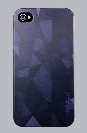 BLACK PRISM iPhone 4 or 4s Snap Case by WLRMD #wellarmed