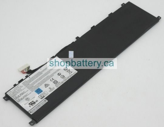 High quality msi gs65 4-cell laptop batteries Voltage: 15 2V