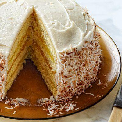 Spectacular cake recipes