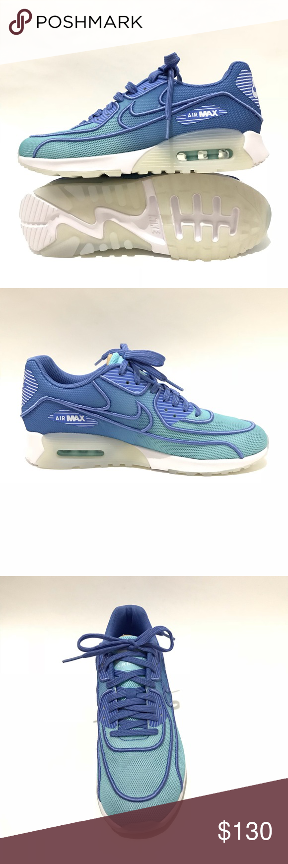 low priced 24039 83d27 Nike Air Max 90 Ultra 2.0 Breathe Polarize Blue BRAND NEW, NO BOX, NEVER