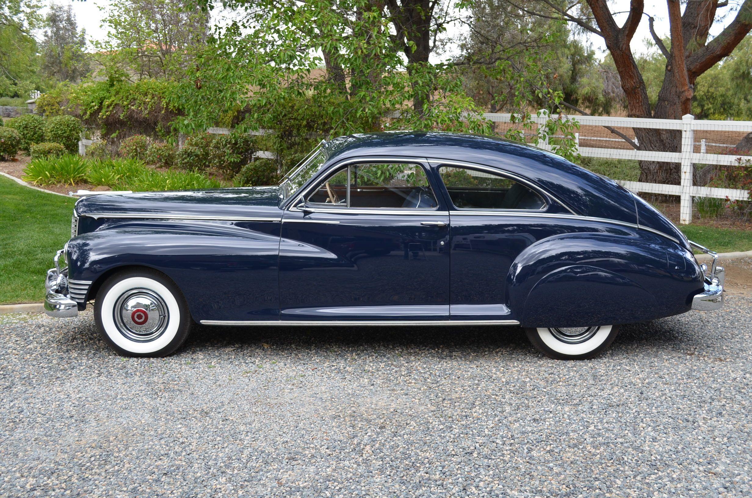 1947 Packard Custom Super Clipper Club Sedan Packard Cars Vintage Cars Classic Cars Vintage