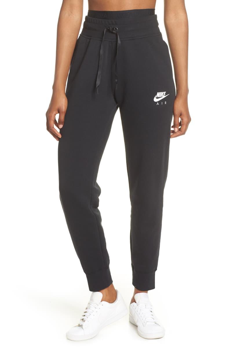 Nike Sportswear Air Fleece Jogger Pants Nordstrom Women Jogger Pants Nike Joggers Outfit Jogger Pants Outfit