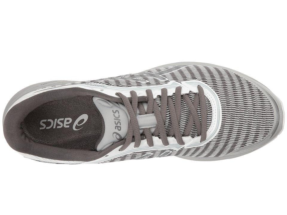 ASICS ASICS DynaFlyte   Hommes Chaussures de/ Course Gris Moyen/ Carbone/ Blanc   1e4809e - resepmasakannusantara.website