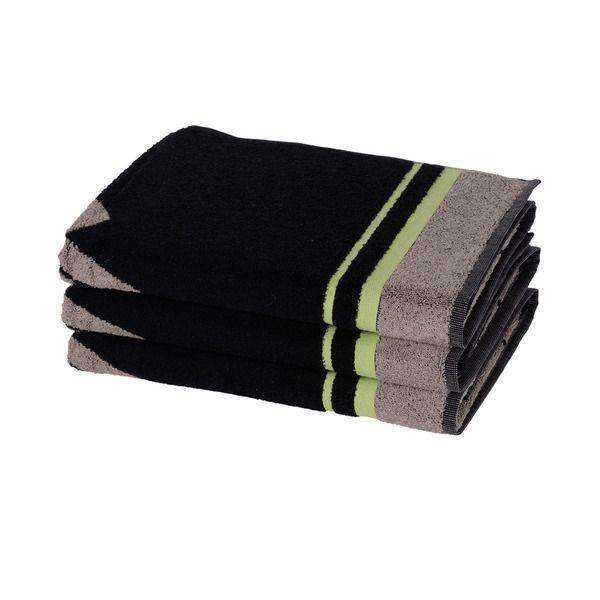 Tyylikäs kylpypyyhe mustassa ja harmaassa värissä. Muumipappa pyyhe on taattua Finlayson- laatua.Koko 70 x 140 cm