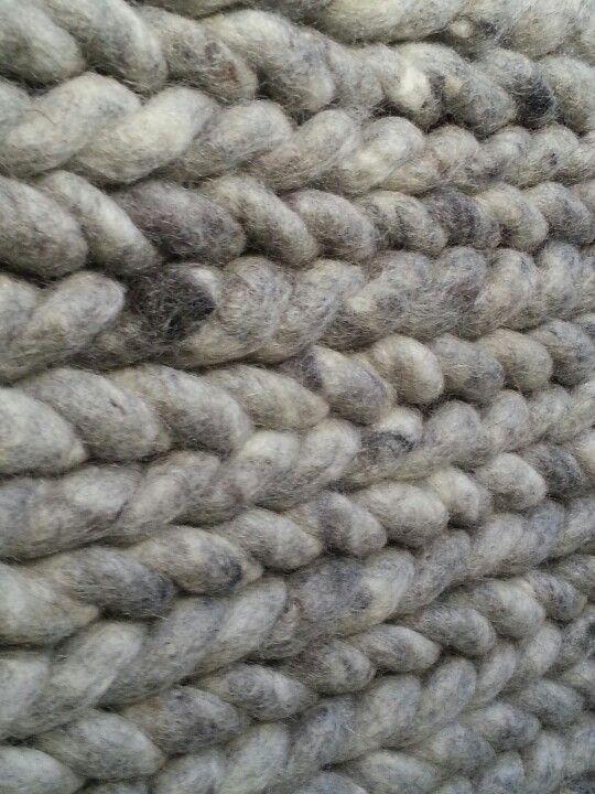 Beautiful woven ground rug!