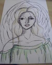 tekeningen om na te tekenen moeilijk 3