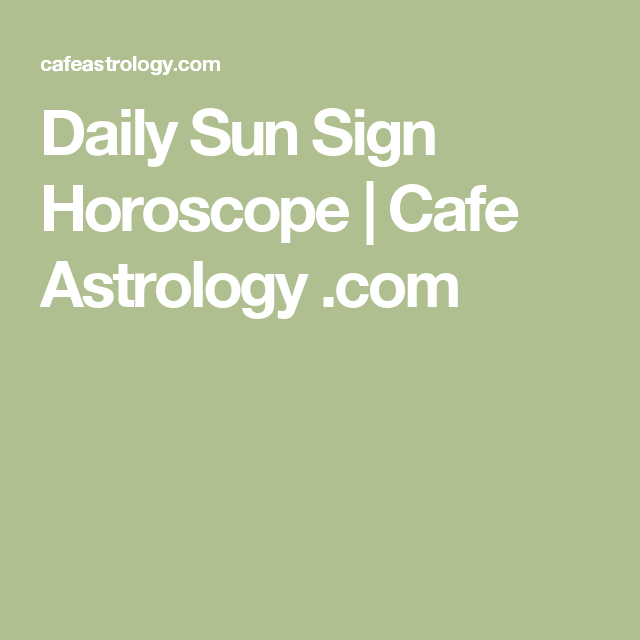 cancer weekly horoscope cafe astrology
