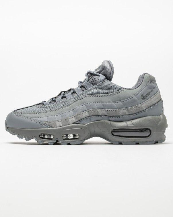 Nike Air Max 95 Essential: 'Cool Grey'. 2016. 749766 012