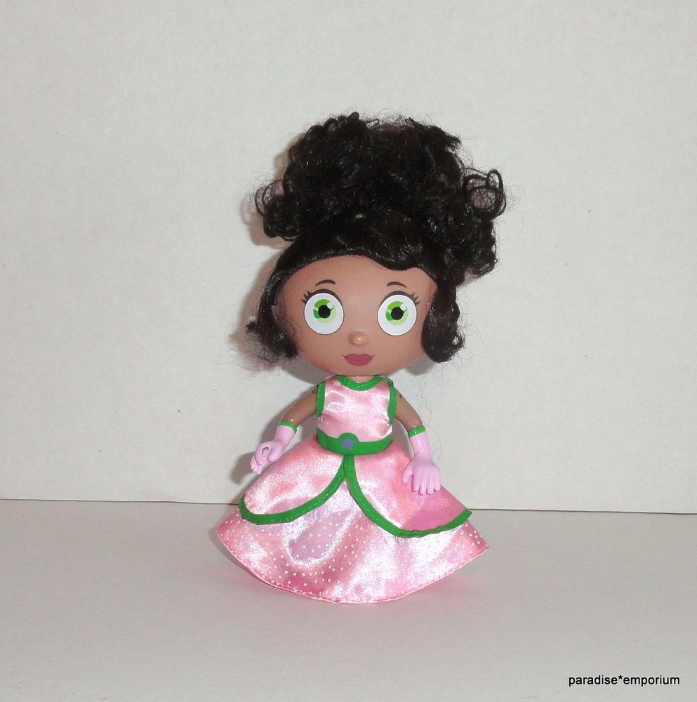 "Super Why Princess Pea As Presto 6"" Action Figure Doll By"