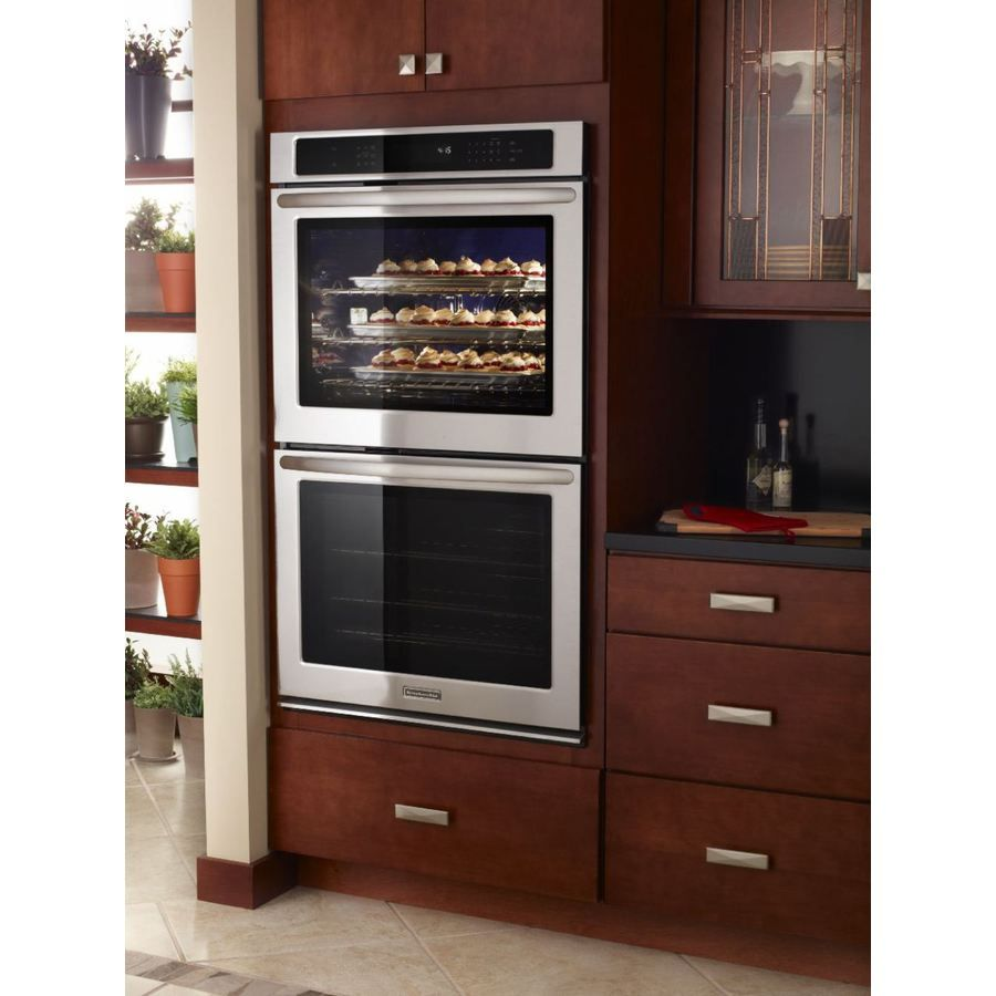 Double wall oven a must have double electric wall oven