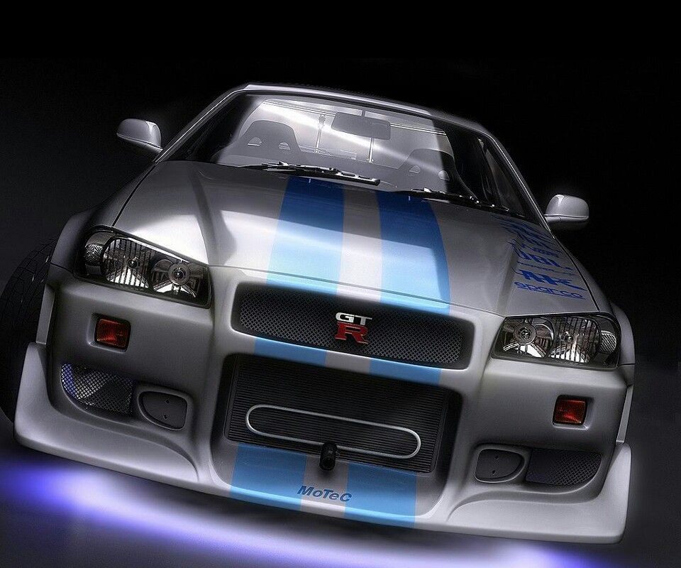 Nissan Skyline (Tribute To Paul Walker)