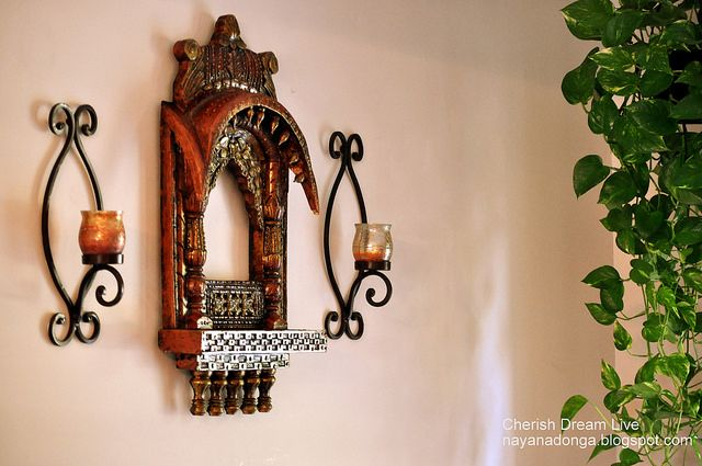 Decorating With Plants Home Entrance Decor Indian Wall Decor