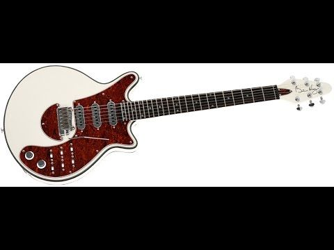 Brian May Guitars Special LE (White) - Tronnixx in Stock - http://www.amazon.com/dp/B015MQEF2K - http://audio.tronnixx.com/uncategorized/brian-may-guitars-special-le-white/