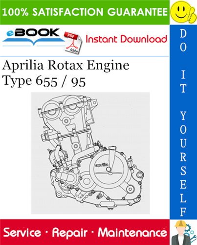Aprilia Rotax Engine Type 655 95 Service Repair Manual Aprilia Repair Manuals Engine Types