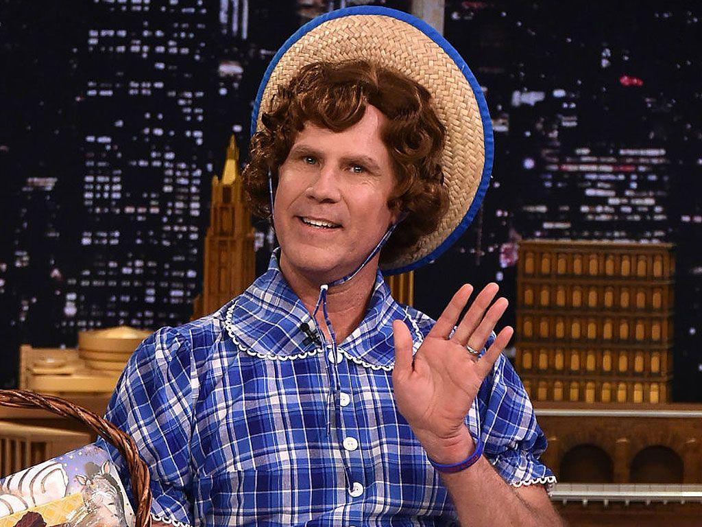 Will Ferrell Little Debbie Halloween Costume 2020 Will Ferrell: Dresses as Little Debbie on 'Tonight Show' | Debbie