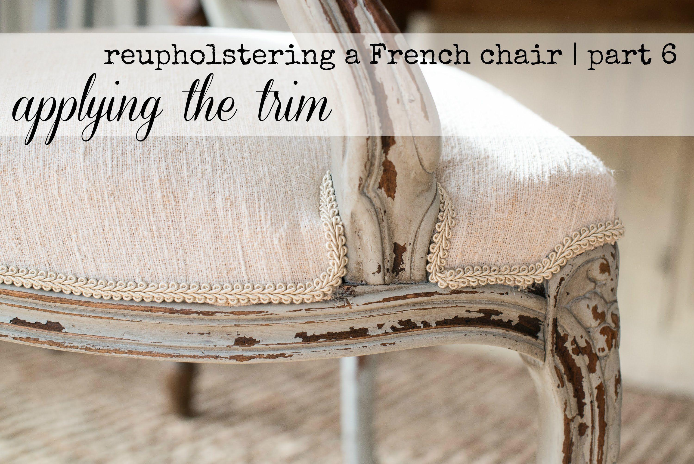 DIY repair of upholstered furniture 6