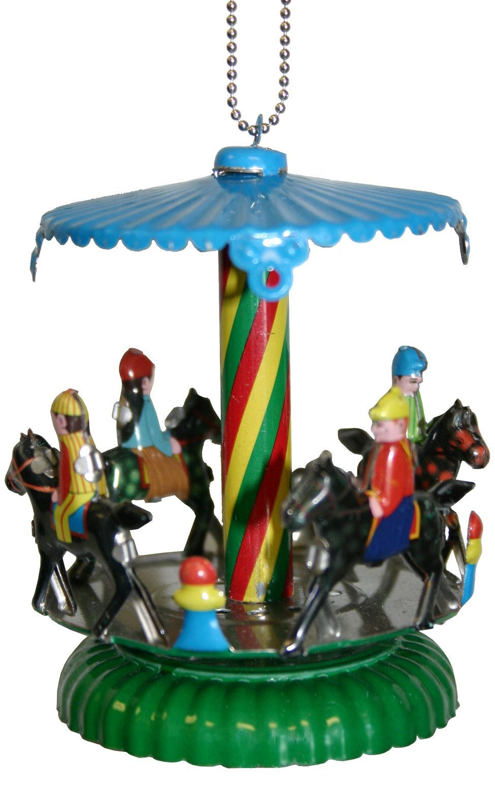collectible horse carousel tin ornament | products | pinterest