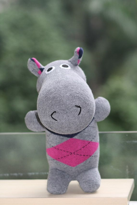 T9 Dolls For Baby Large Hippo Stuffed Animal Toys Little Girl Gift