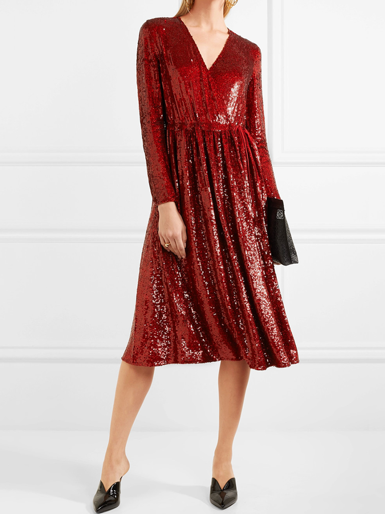 What to Wear to a Winter Wedding 65 Dresses for
