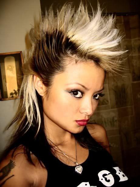Asian punk girls