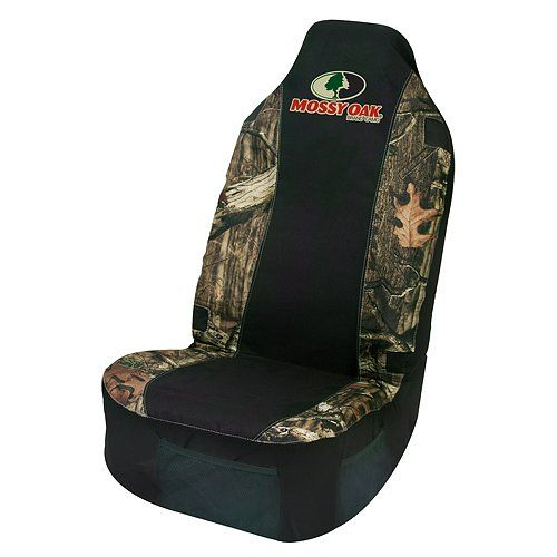 Mossy Oak Universal Seat Cover In Break Up Infinity Camouflage Camo Truck Accessories Camo Truck Truck Accessories